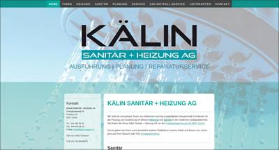 Kälin Sanitär + Heizung, Zürich