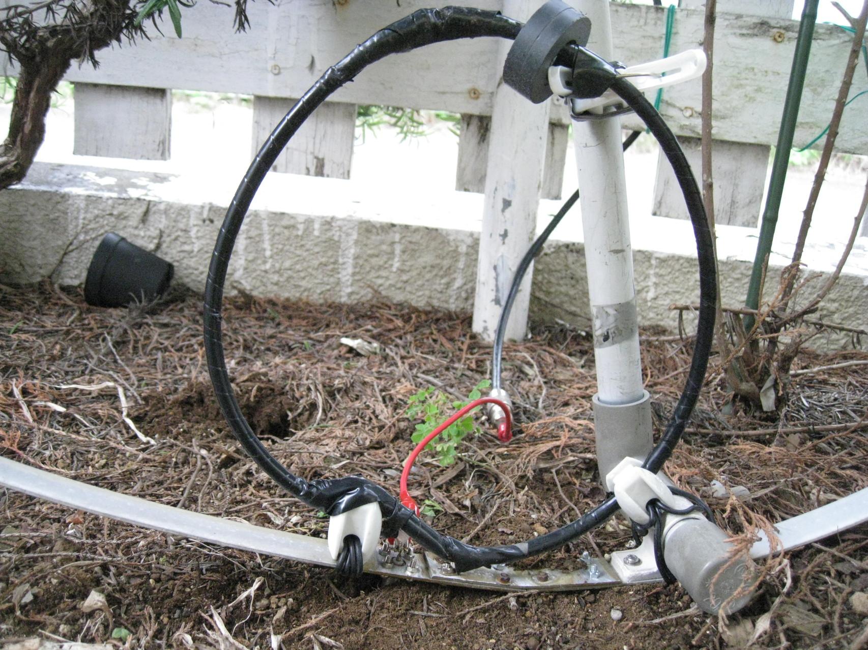 Φ120cmMLA給電部