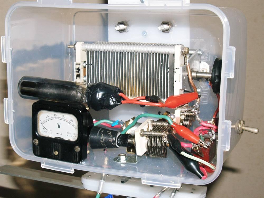 全周長400cm(内L260cm)MLA:メータ及び定電圧放電管(スタビロ管)で監視と危害防止:ダブル・ループMLA:CIS-MLAと命名
