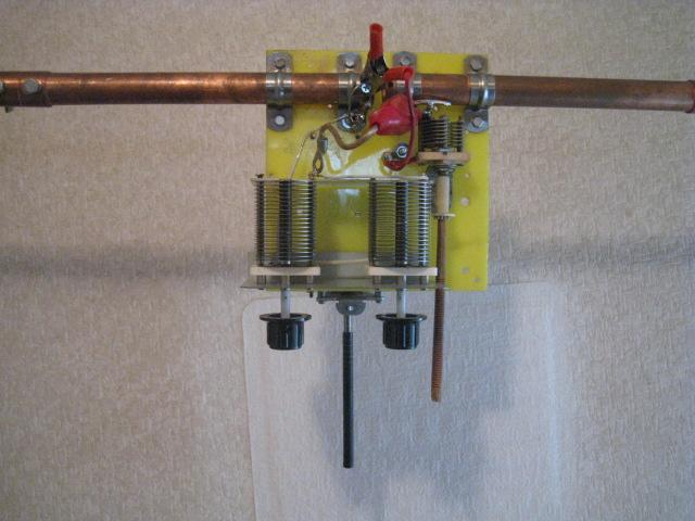 高耐圧VC同調部:200W可能