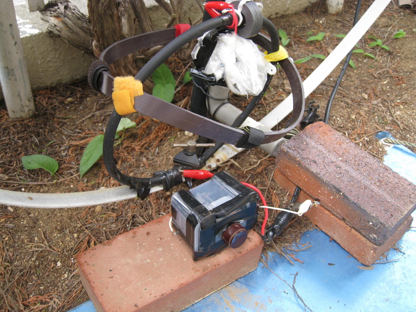MLA給電LOOPにVCを直列接続給電