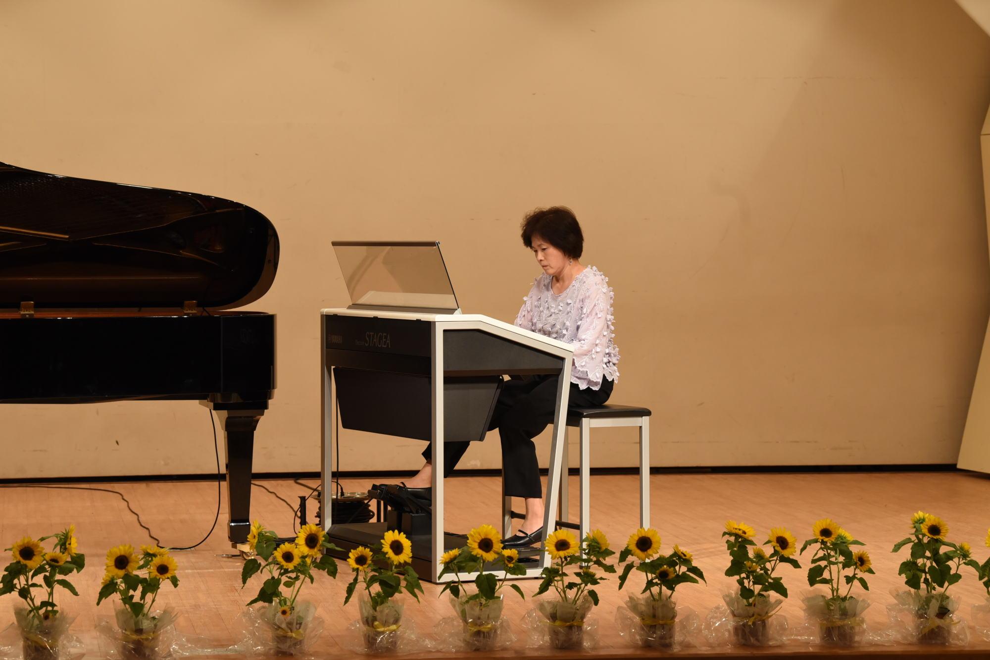 2017年合同発表会 講師演奏