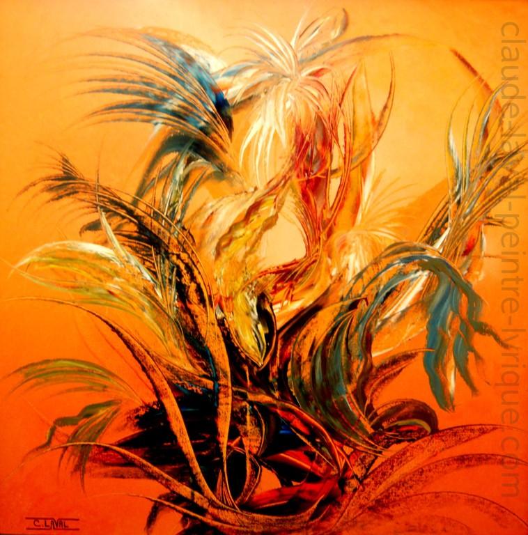 Fruit d'amour (100x100)