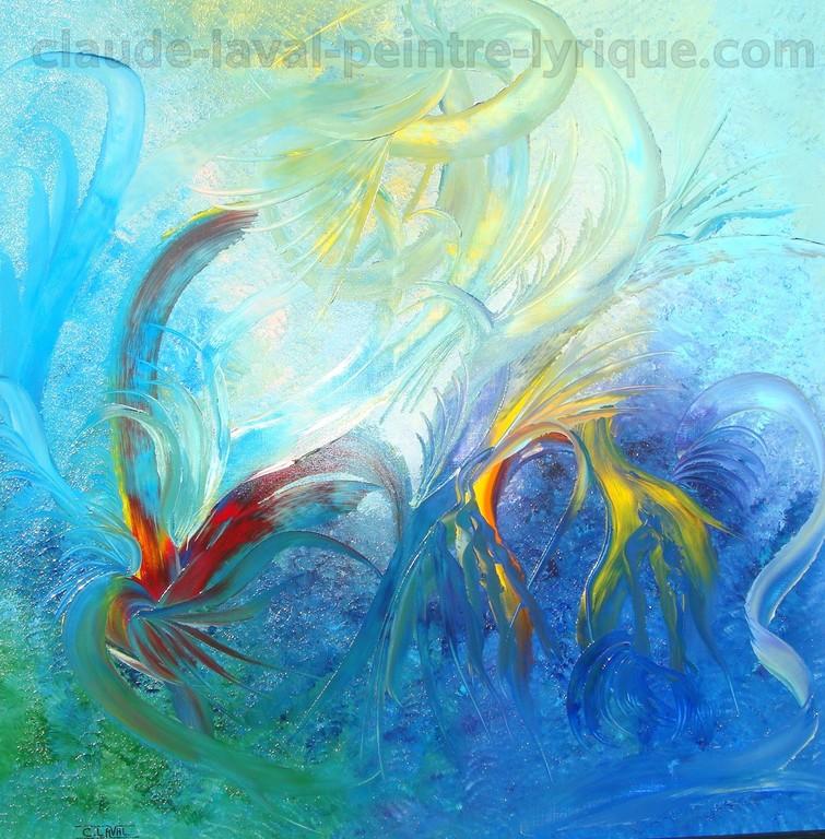 Profondeurs océanes (100x100)