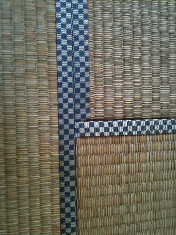 鹿沼市のお客様宅施工例。。ヤンバル畳。