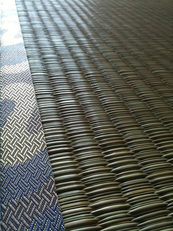 日光市宇都宮市のお客様宅施工例。。ヤンバル畳。