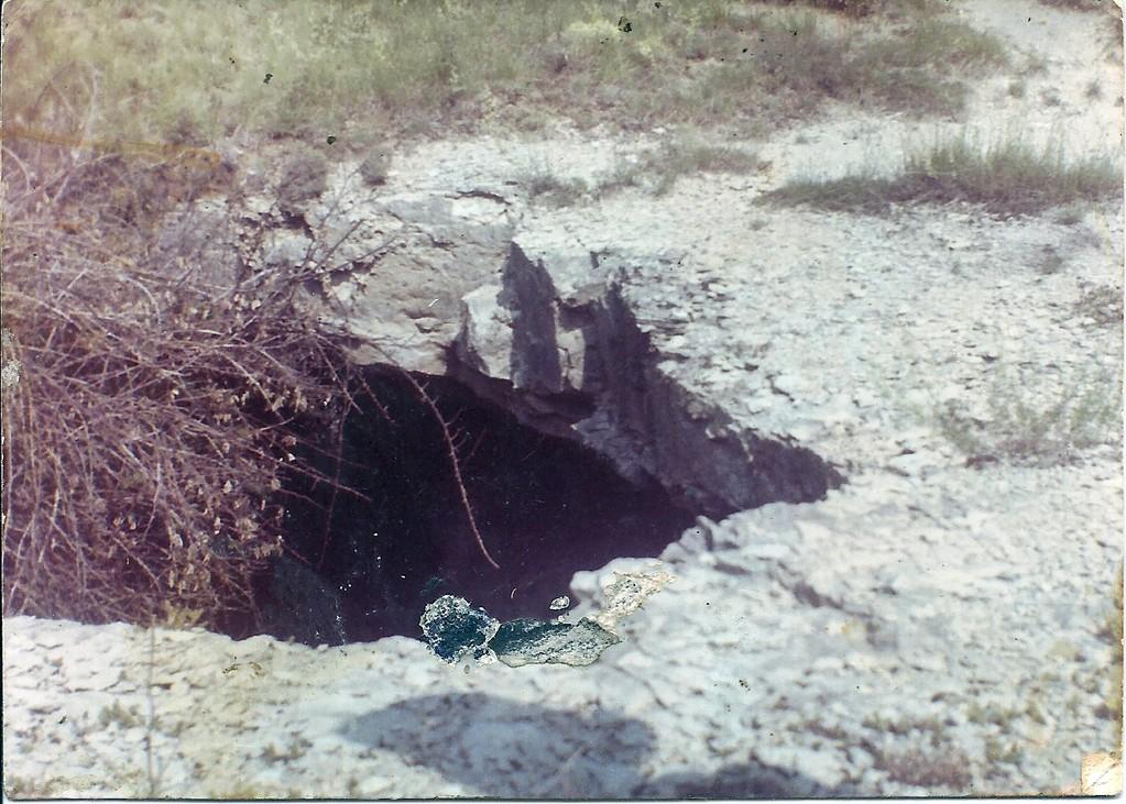 Aven de Camelier