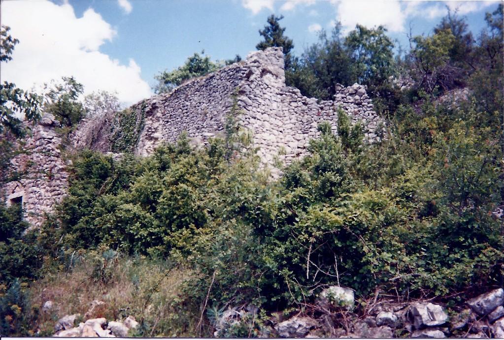 Maison Espagnac en 1974