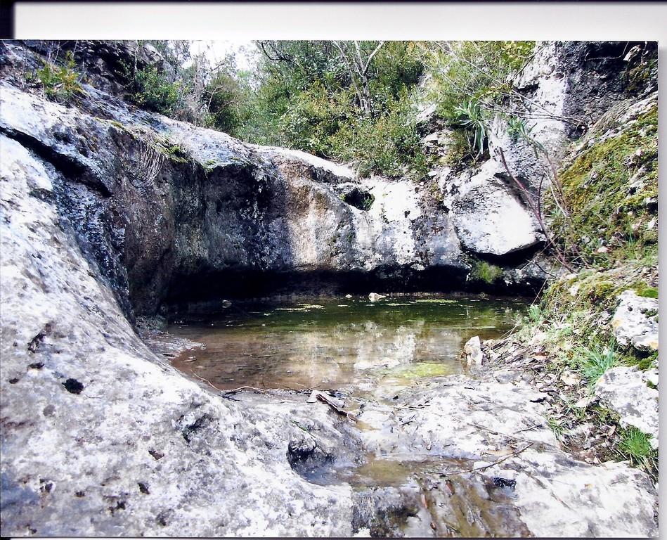 Sur le Merdéris: La Font des quattre pattes