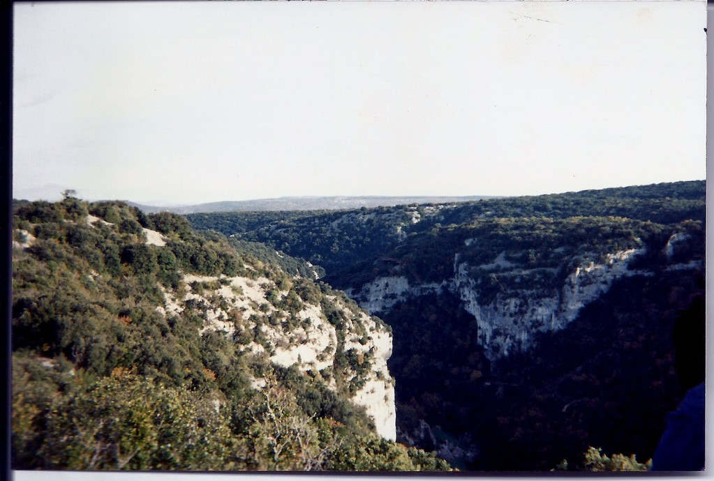Chemin du V sur l'Aiguillon