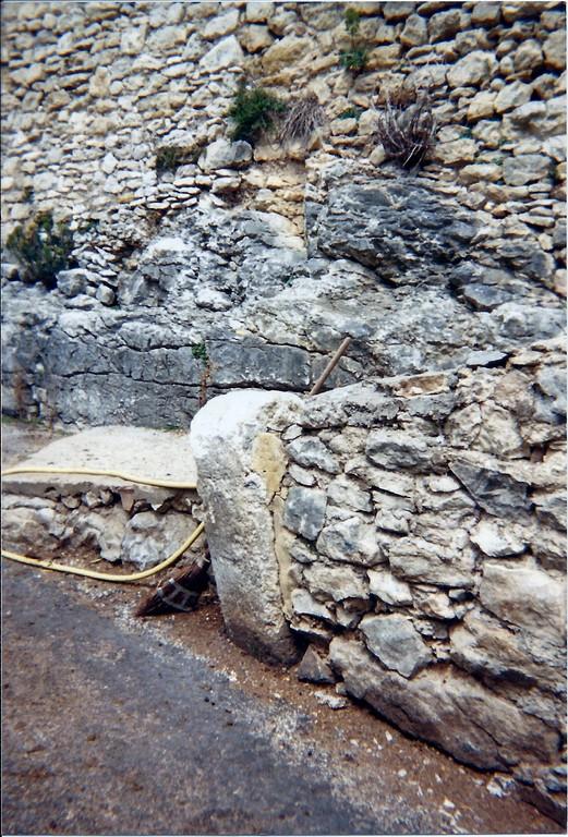 Pierre Miliaire: mesure sur la route Antonine
