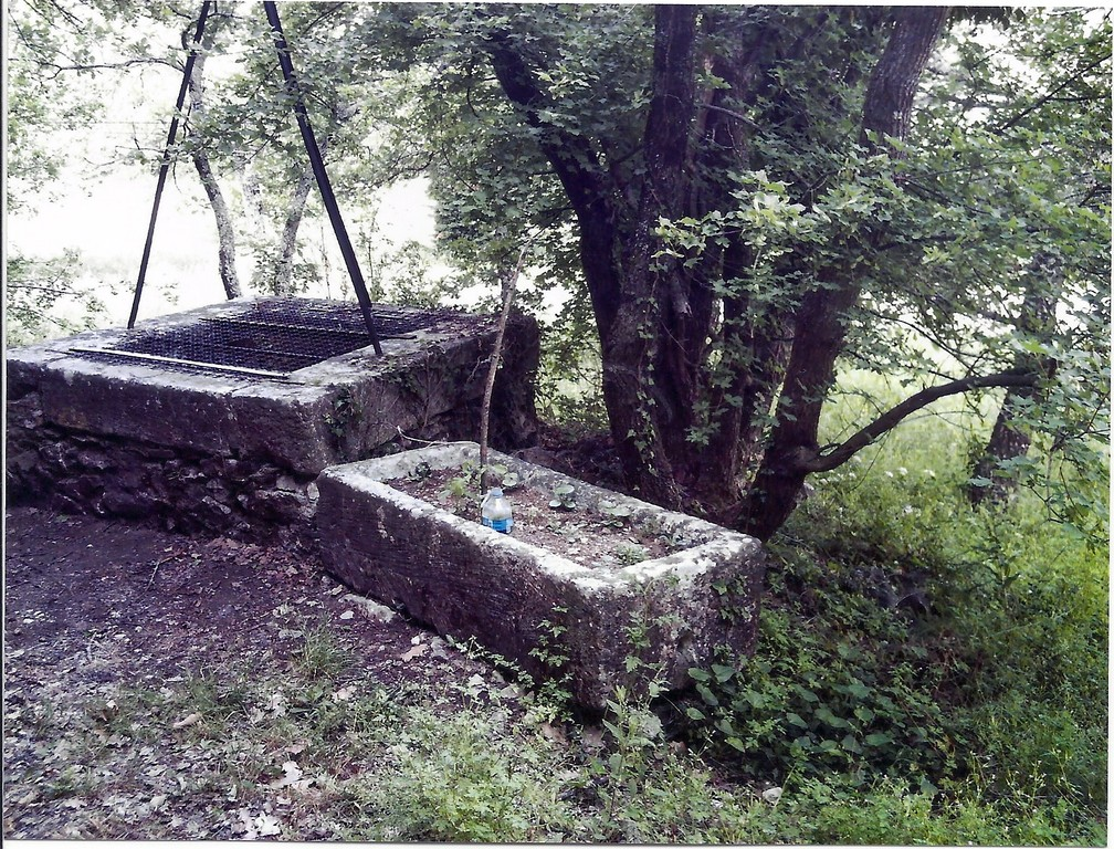Prades: puits communal