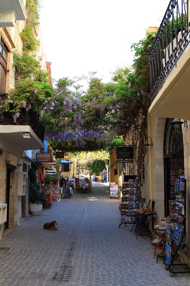 La Canéé, la vielle ville