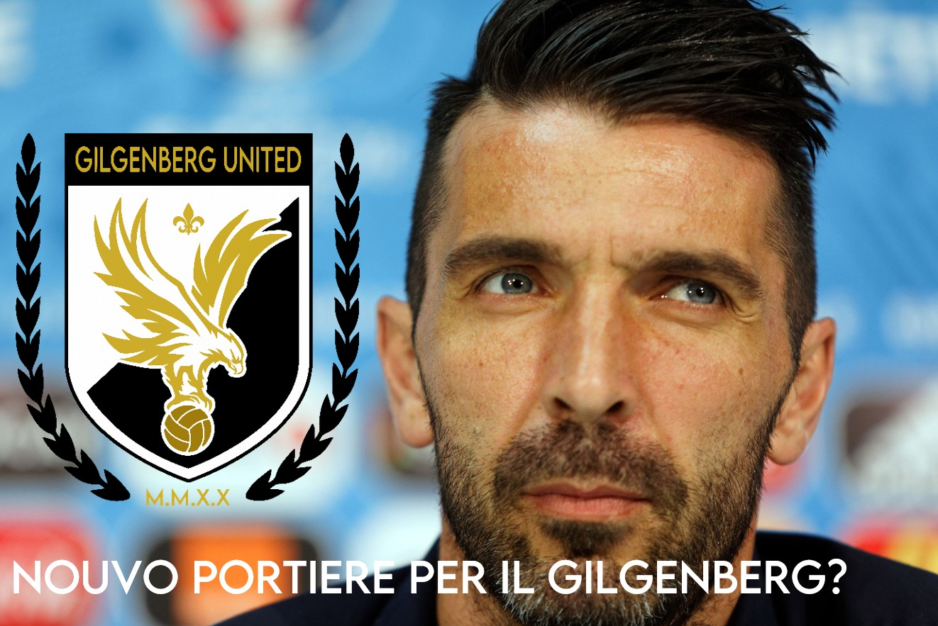 Gigi Buffon neuer Torhüter bei Gilgenberg United?