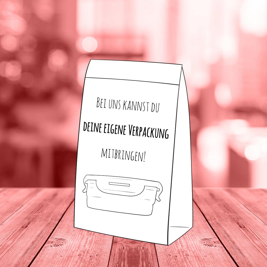 Essen to go, aber ohne Verpackungsmüll - wir zeigen wie's geht