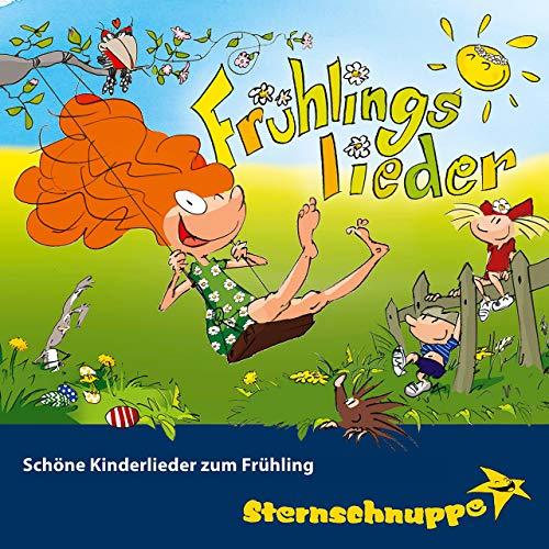Frühlingslieder von Sternschnuppe / 13,95 €