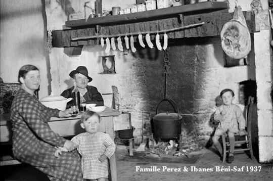 1937 Début de la maison du jambon
