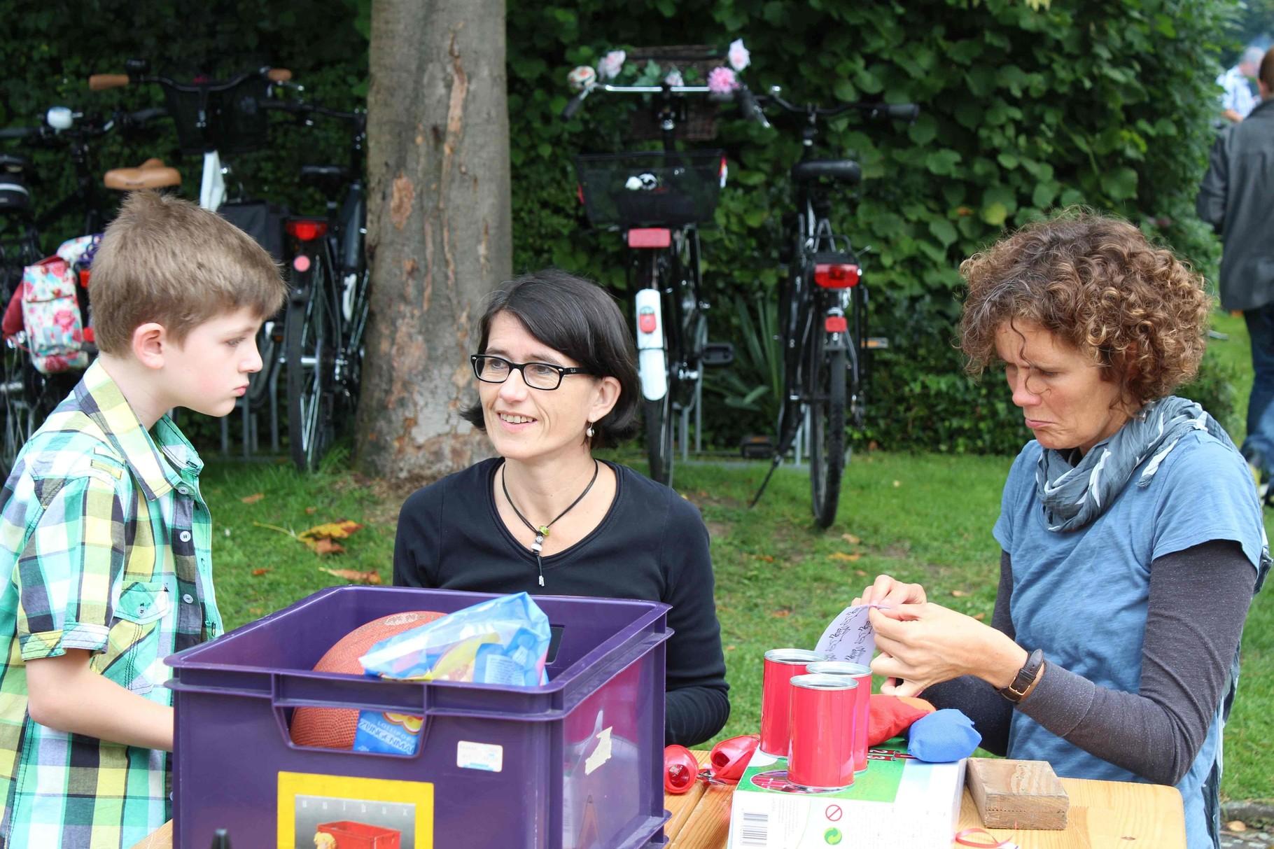 Bei Beate und Petra reißt die Nachfrage nach Spielkarten nicht ab