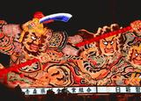 ねぶた祭りでまみえるアテルイと坂上田村麻呂