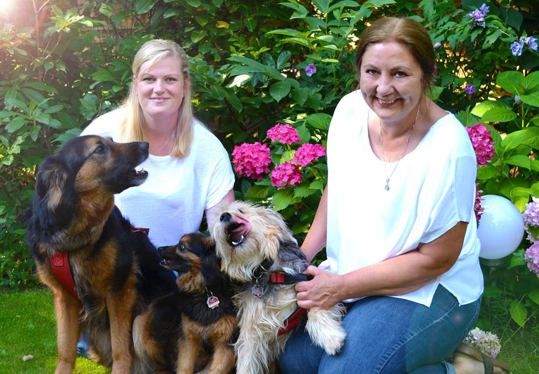 Ihr Team der Tierarztpraxis Marion Bickert