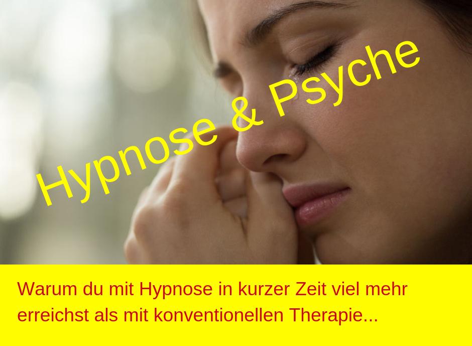 Hypnosetherapie bei psychischen Erkrankungen