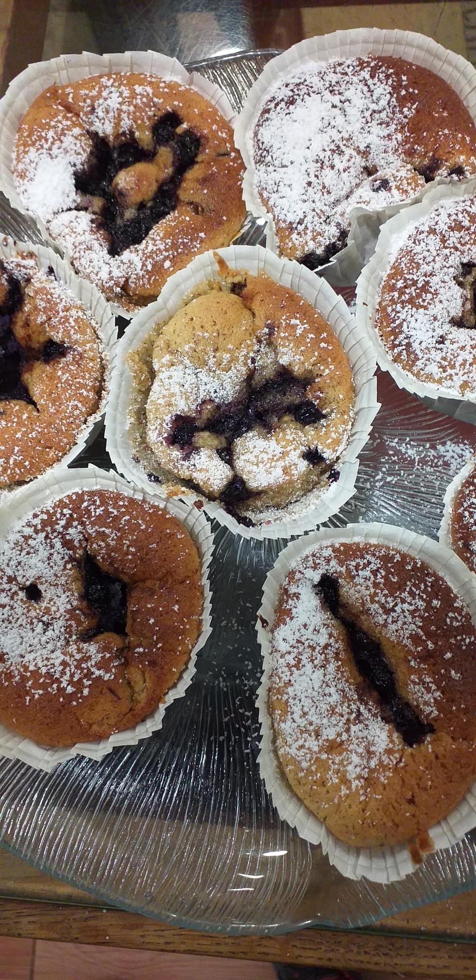 Meine Glutenfreie Muffins