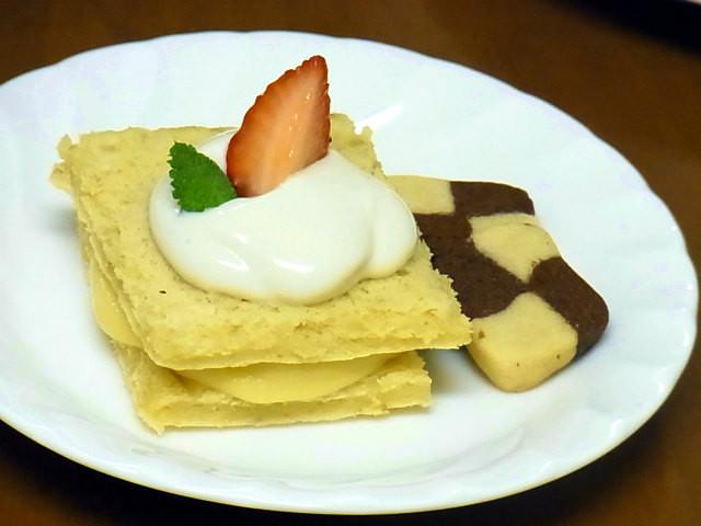 福岡MI塾第3回の様子 午後のデザート