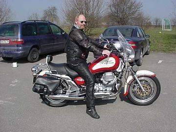 auf der ersten Blazes Hallenparty 2001  in Crailsheim war ich als Gast