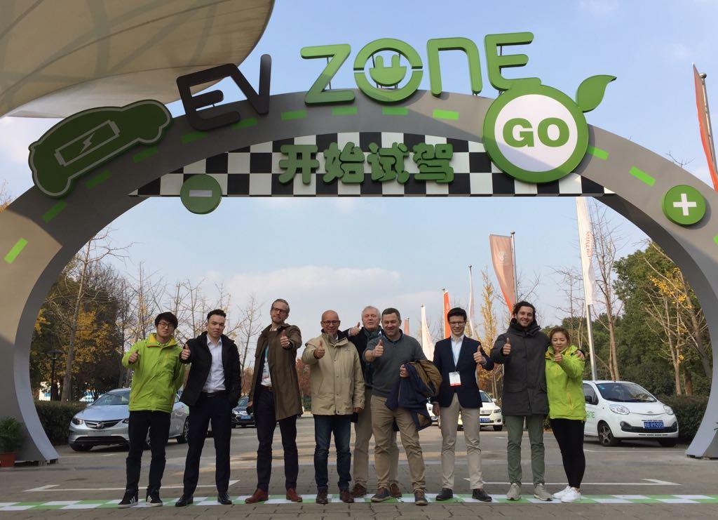 Shanghai EV-Zone