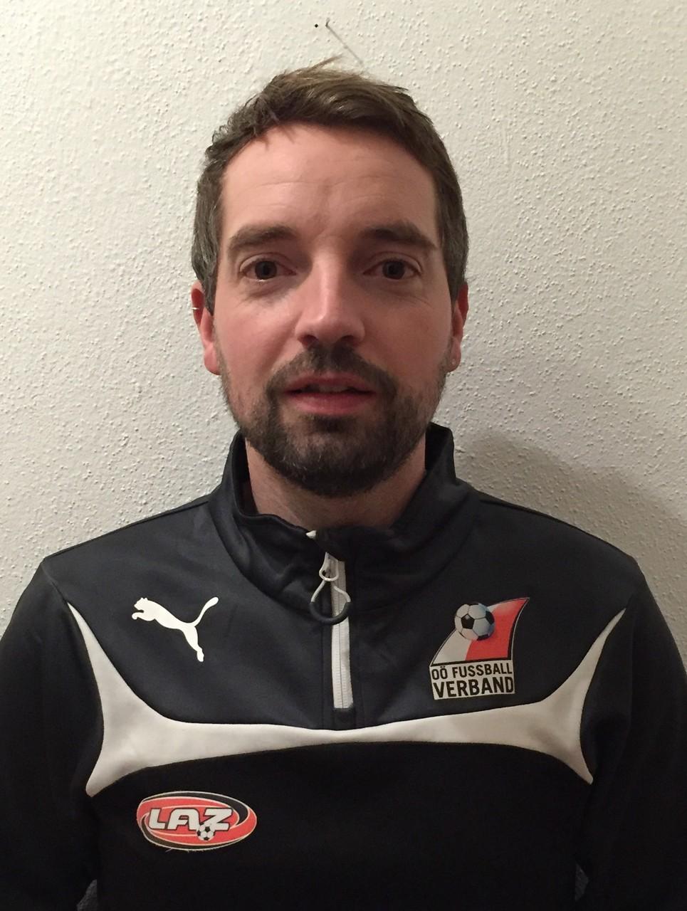 Binder Jürgen - Trainer Sichtungskader Braunau am Inn