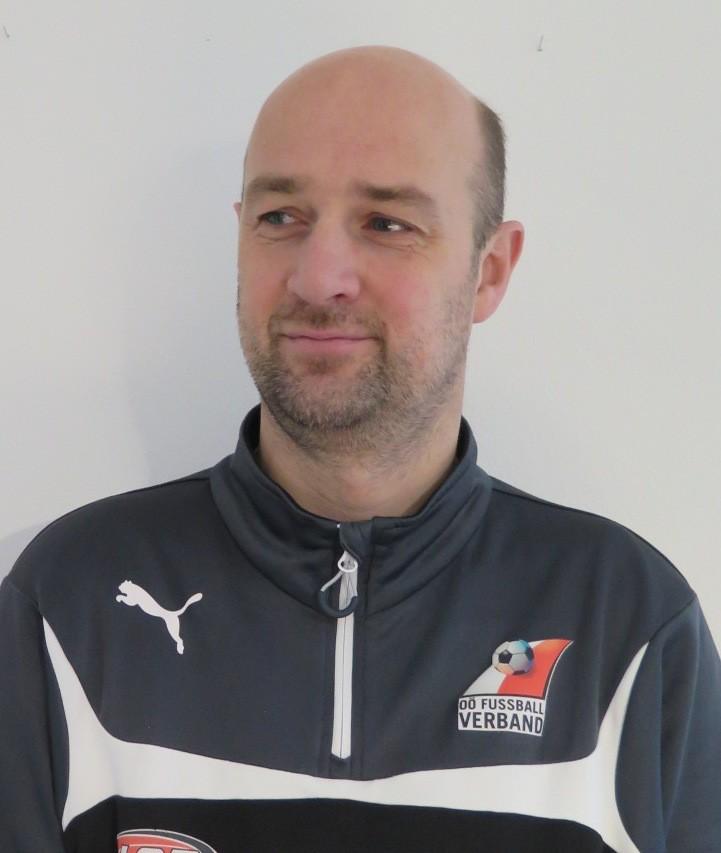 Hofer Reinhard - Trainer Sichtungskader Braunau am Inn