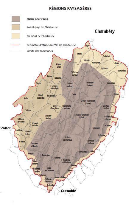 Truffière dans le massif de la Chartreuse Isère
