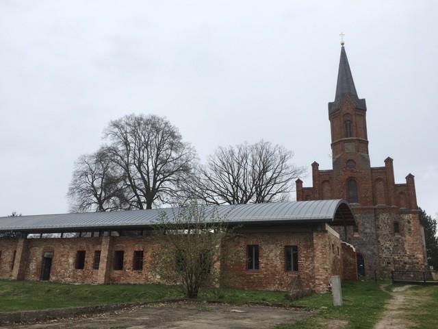Kloster und Kirche Altfriedland