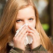 Behandlung von Allergiebeschwerden