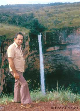 Chapads dos Guimaraes, Mato Grosso, ca 1973
