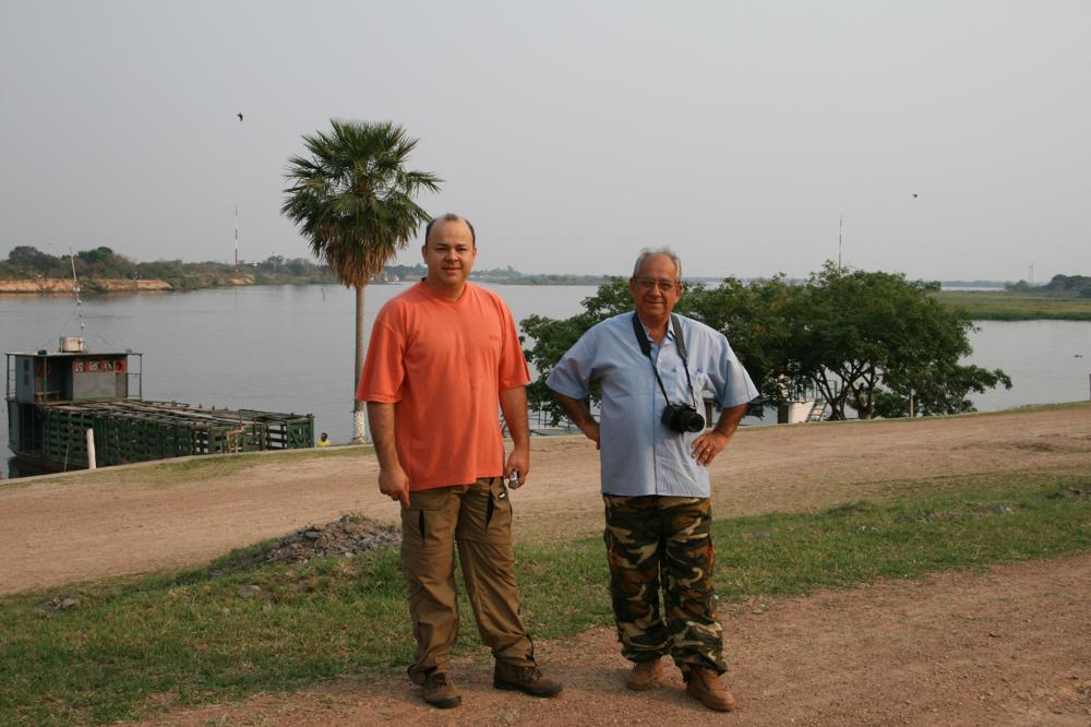 Rio Paraguay, Porto Murtinho 2007