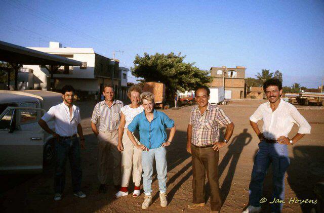 Mato Verde, Minas Gerais 1986