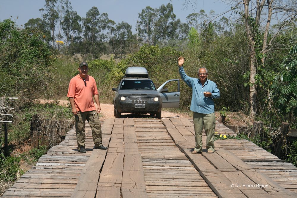 Dr. Richard Esteves Pereira & Eddie Esteves Pereira, Mato Grosso do Sul 2007