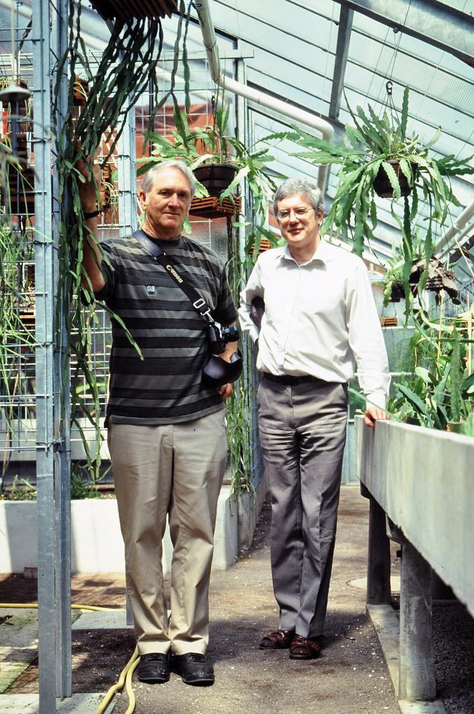 Dr. Myron Kimnach & Dr. David Hunt