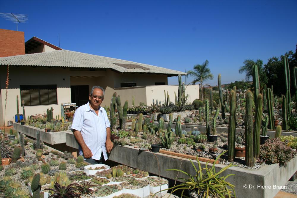 Eddie Esteves Pereira, Goiania 2007