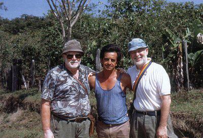 Dr. Willi Streckeri, Stanislao, Werner van Heek, Itamarandiba/Minas Gerais
