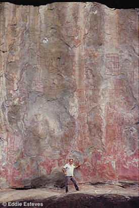 Pedra Pintada, Roraima 1989