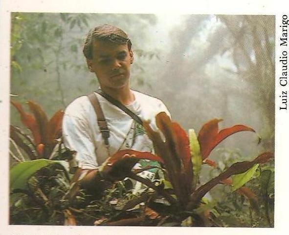 Elton Leme, Rio de Janeiro. - Foto: Luiz Claudio Marigo