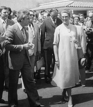 Marcel Kröhnlein & Princess Gracia, Monaco
