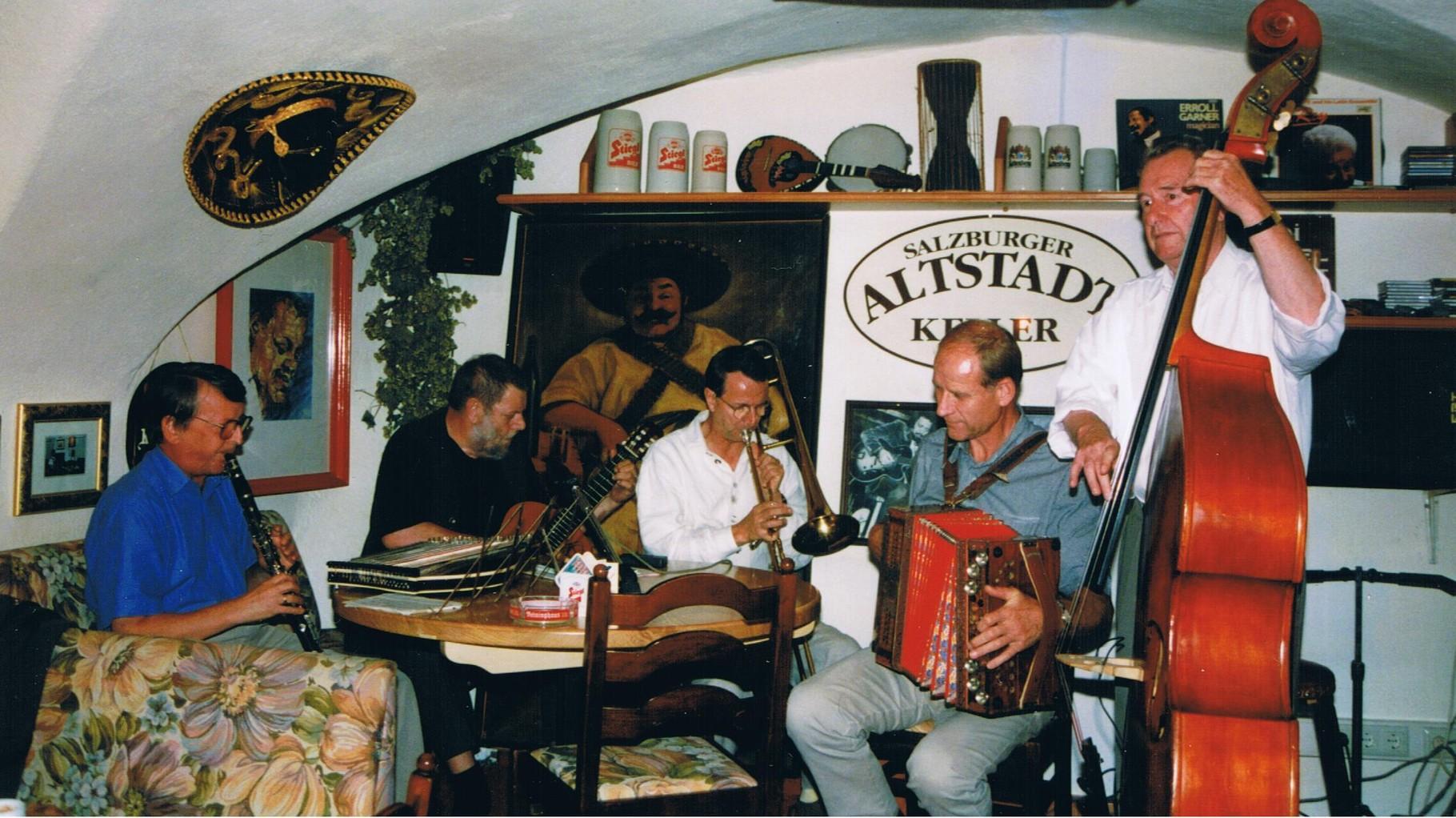 Altstadtkeller Volks-Hausmusik