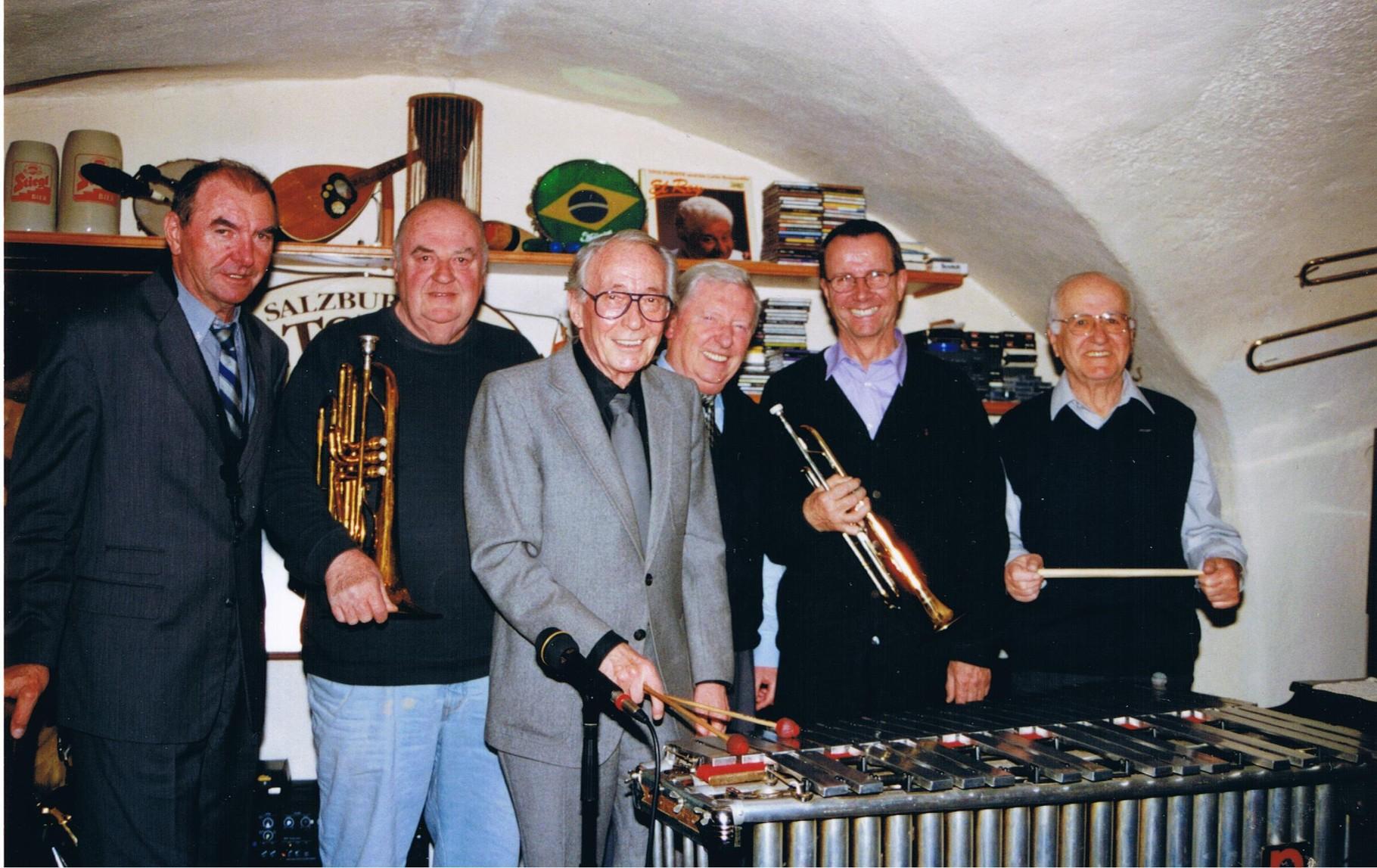 Salzburger Musikerlegenden im Altstadtkeller
