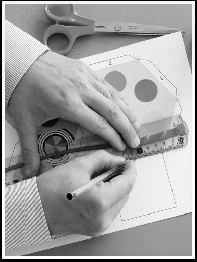 www.presto-tangram.com - (Optionnel) Plastifier avec du film transparent autocollant.www.presto-tangram.com -