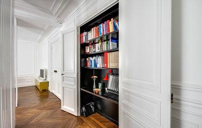 Cloffice – closet (engl. für Kleiderschrank) und office (Büro)