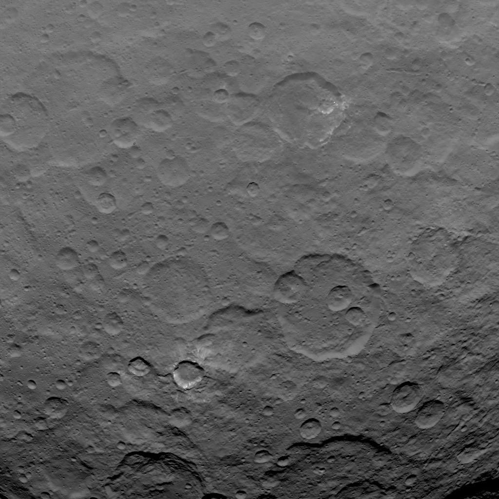 Orbite 22, altitude : 4400 km, résolution : 410 m par pixel