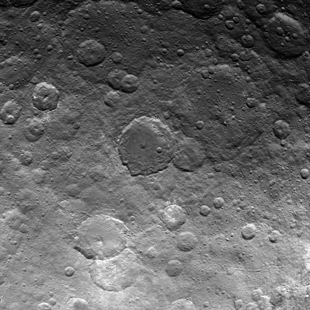 Orbite 26, altitude : 4400 km, résolution : 410 m par pixel